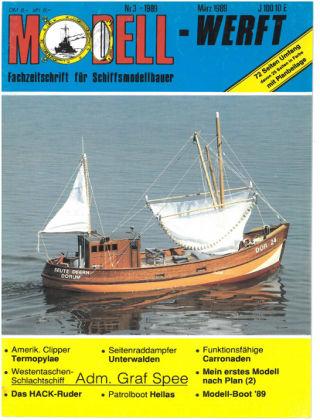 MODELLWERFT 03/1989