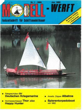 MODELLWERFT 01/1989