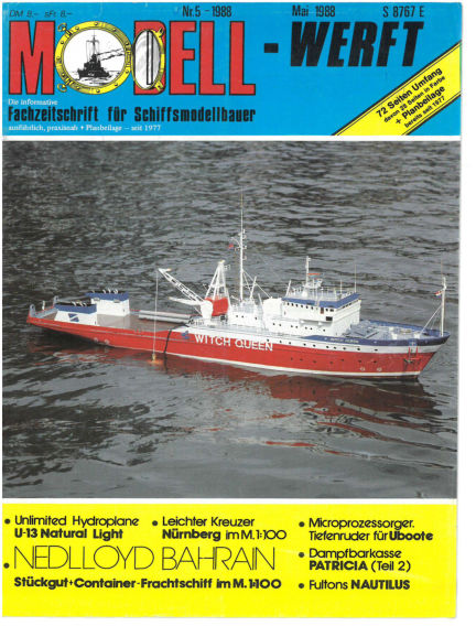 MODELLWERFT April 01, 1988 00:00