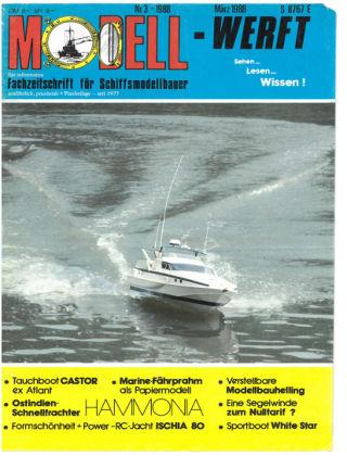 MODELLWERFT 03/1988