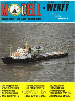 MODELLWERFT 12/1987