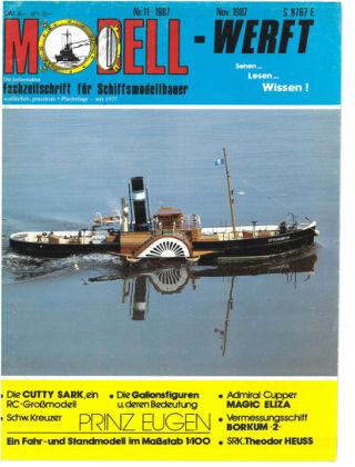 MODELLWERFT 11/1987