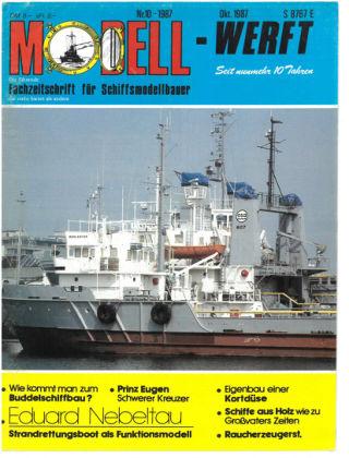 MODELLWERFT 10/1987