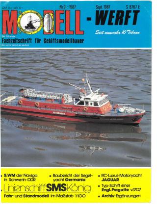 MODELLWERFT 09/1987