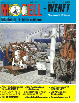 MODELLWERFT 05/1987