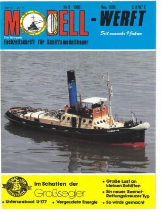 MODELLWERFT 11/1986