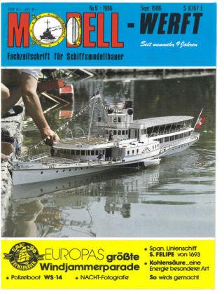 MODELLWERFT 09/1986