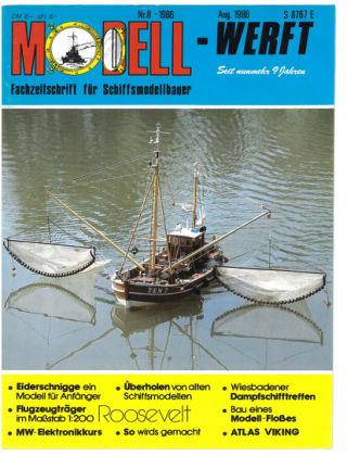 MODELLWERFT 08/1986