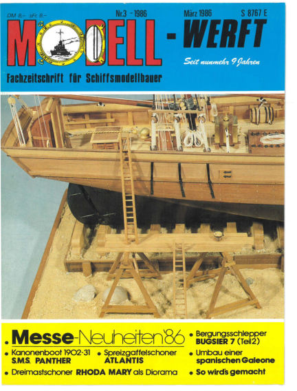 MODELLWERFT February 03, 1986 00:00