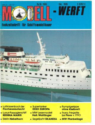 MODELLWERFT 10/1985