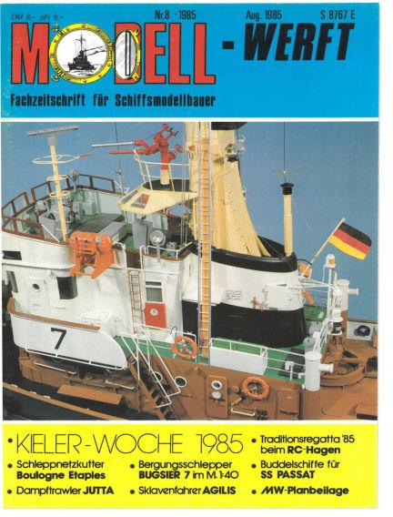 MODELLWERFT July 01, 1985 00:00
