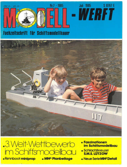 MODELLWERFT June 03, 1985 00:00