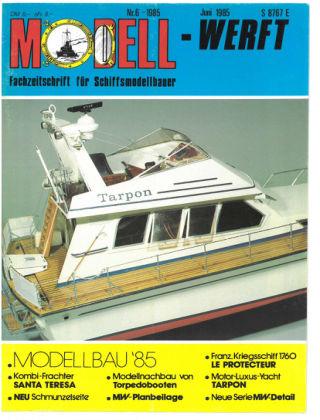MODELLWERFT 06/1985