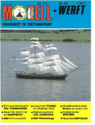 MODELLWERFT 05/1985