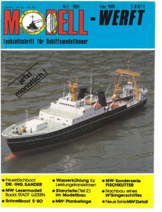 MODELLWERFT 02/1985