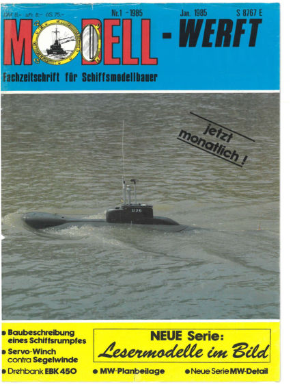 MODELLWERFT December 03, 1984 00:00