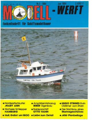 MODELLWERFT 03/1984
