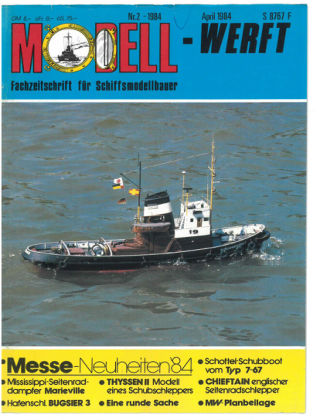MODELLWERFT 02/1984