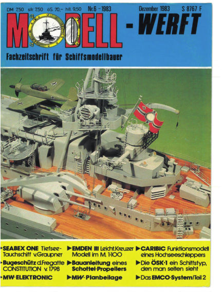 MODELLWERFT May 02, 1983 00:00