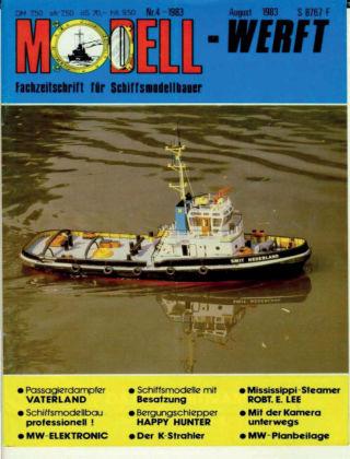 MODELLWERFT 04/1983