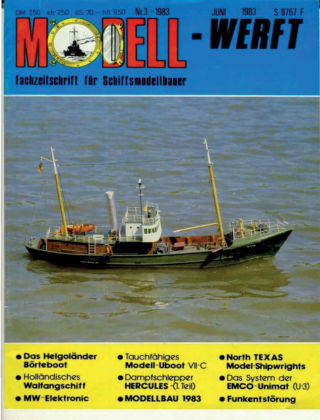 MODELLWERFT 03/1983