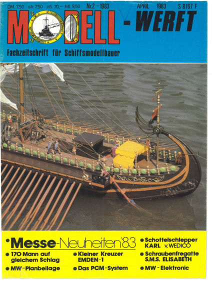 MODELLWERFT January 03, 1983 00:00