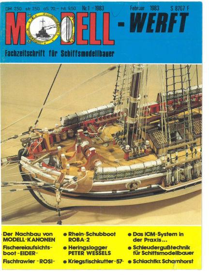 MODELLWERFT December 01, 1982 00:00