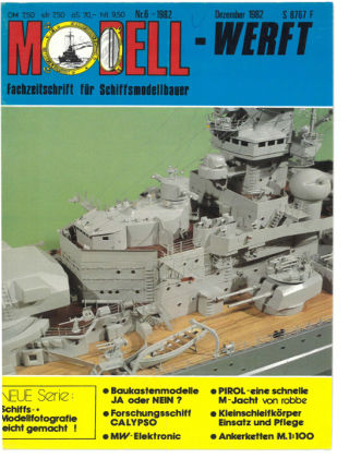 MODELLWERFT 06/1982