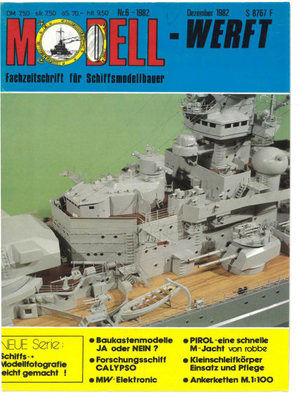 MODELLWERFT May 03, 1982 00:00