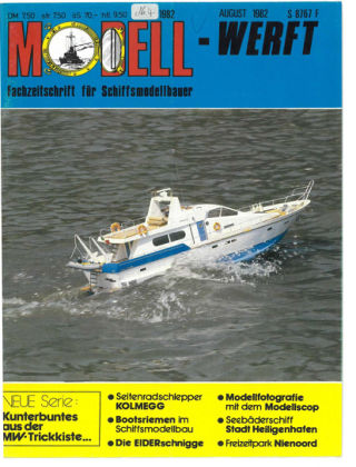 MODELLWERFT 04/1982