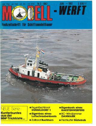MODELLWERFT 03/1982