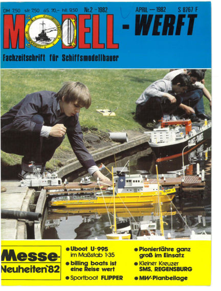 MODELLWERFT January 01, 1982 00:00