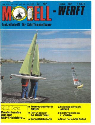 MODELLWERFT 01/1982