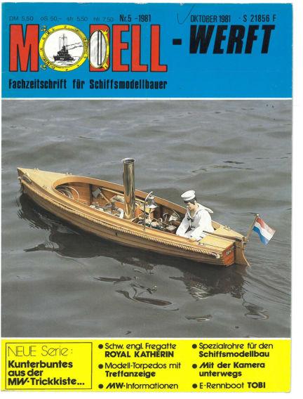 MODELLWERFT April 01, 1991 00:00