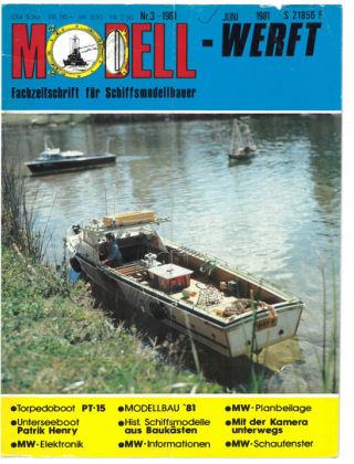 MODELLWERFT 03/1981