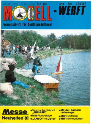 MODELLWERFT 02/1981