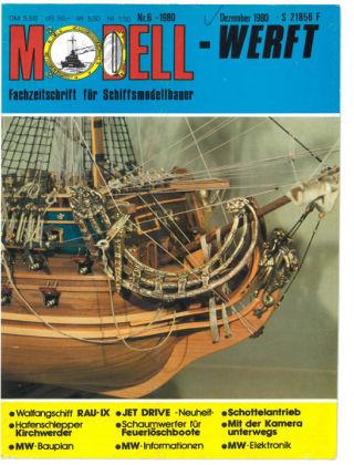 MODELLWERFT 06/1980