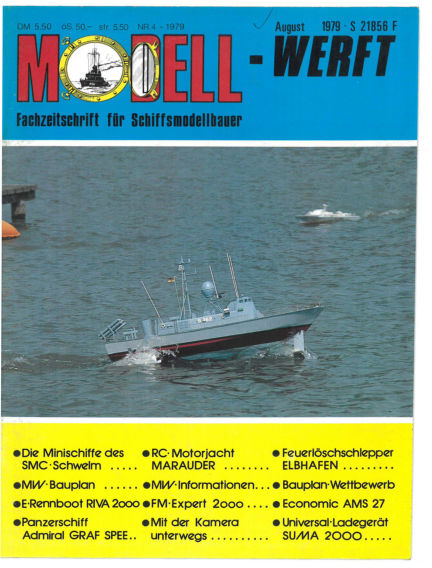 MODELLWERFT March 01, 1979 00:00