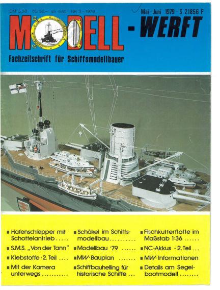 MODELLWERFT February 01, 1979 00:00