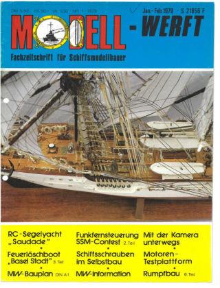 MODELLWERFT 01/1979