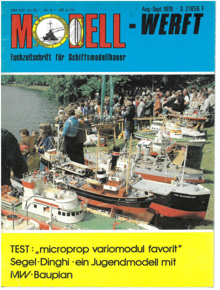 MODELLWERFT May 01, 1978 00:00