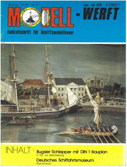 MODELLWERFT April 03, 1978 00:00