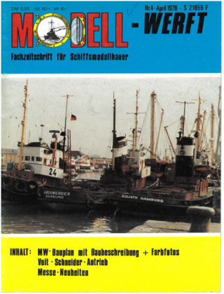 MODELLWERFT 04/1978