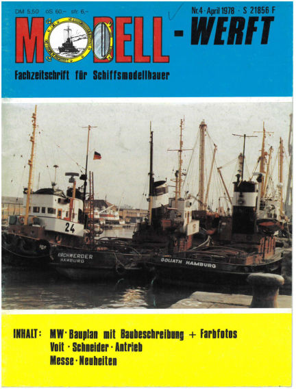 MODELLWERFT March 01, 1978 00:00