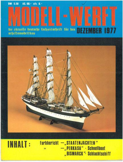 MODELLWERFT January 03, 1977 00:00