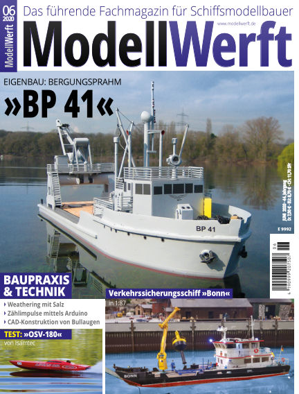 MODELLWERFT May 13, 2020 00:00