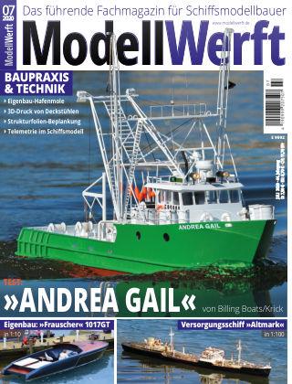 MODELLWERFT 07/2020