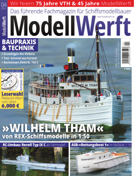MODELLWERFT March 17, 2021 00:00