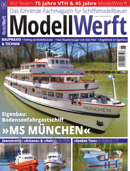 MODELLWERFT May 19, 2021 00:00