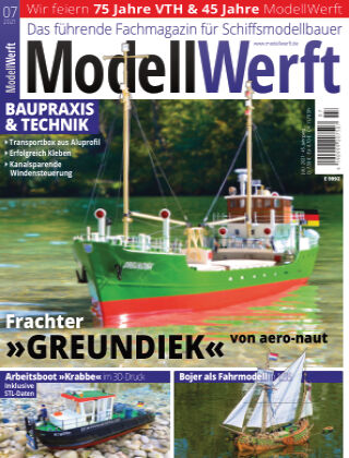 MODELLWERFT 07/2021
